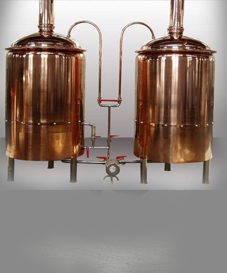 MICRO-BREWERY EQUIPMENT